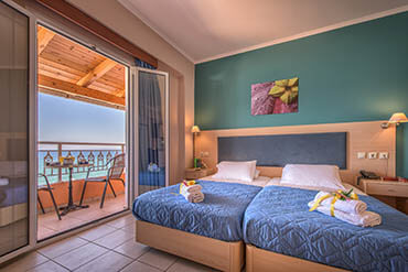 anemona beach hotel studio-first floor