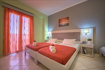 anemona beach hotel studio-ground floor